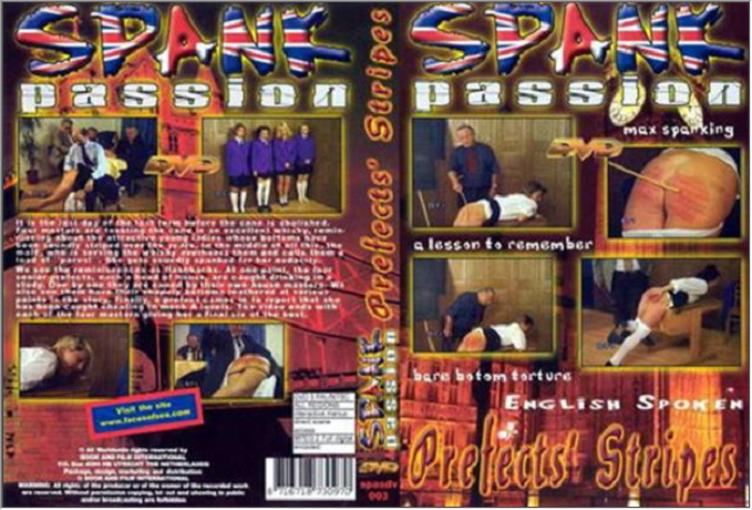 Spank Passion – Perfect Stripes