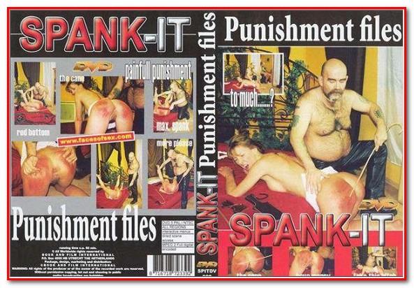 Spank-It – Punishment Files